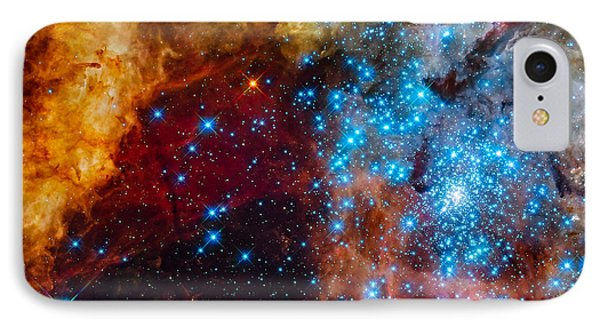 Grand Star-forming Region IPhone Case by Marco Oliveira