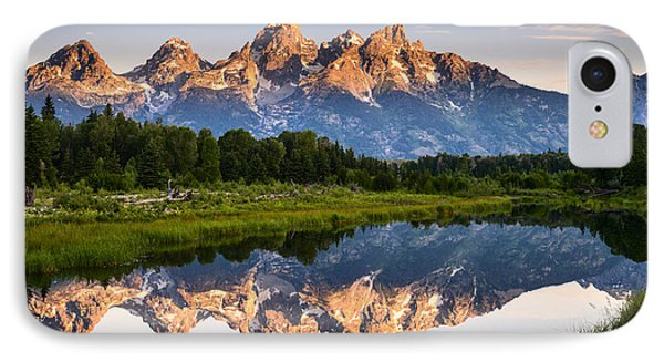 Grand Teton Awakening IPhone Case