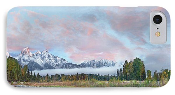 Grand Teton National Park, Wyoming IPhone Case