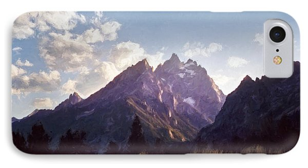 Grand Teton IPhone 7 Case