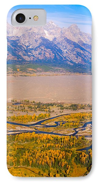 Grand Tetons Views Phone Case by James BO  Insogna