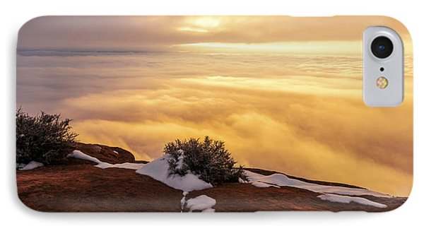 Grand View Glow IPhone Case by Chad Dutson