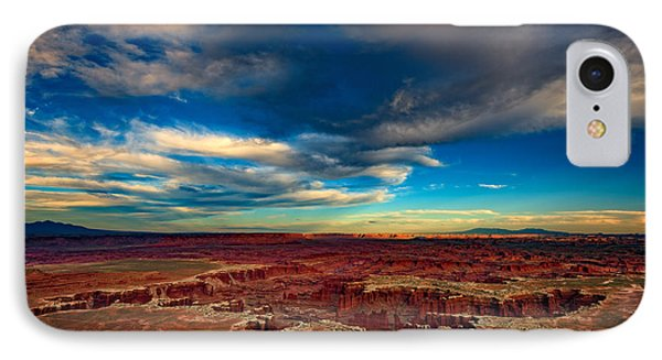 Grand View Point IPhone Case by Rick Berk