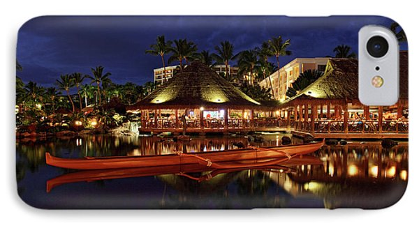 Grand Wailea Maui IPhone Case