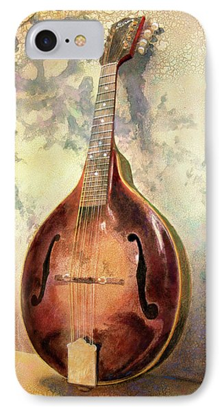 Grandaddy's Mandolin IPhone Case by Andrew King