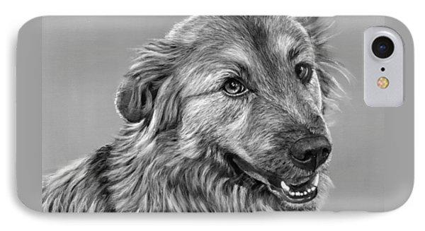 Granddog Kuper IPhone Case