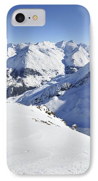 Grande Sassiere And Petite Sassiere Phone Case by Andy Smy