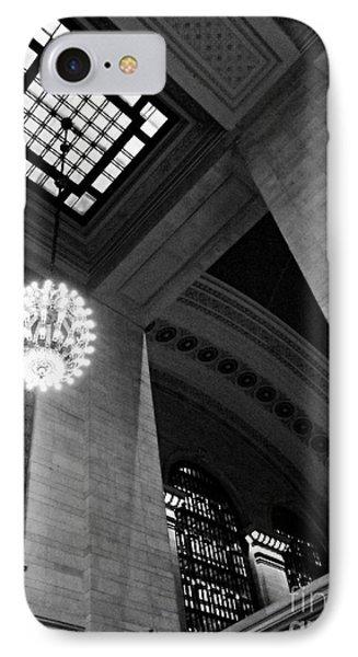 Grandeur At Grand Central IPhone Case by James Aiken