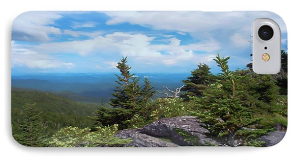 Grandfather Mountain IPhone Case by Glenn Gemmell