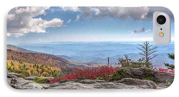 Grandfather Mountain Panorama 02 IPhone Case