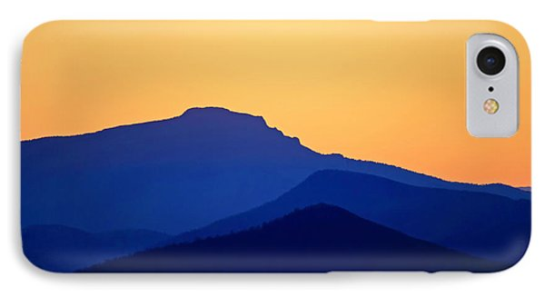 Grandfather Sunset IPhone Case by Dale R Carlson