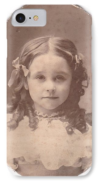 Grandma As A Young Girl IPhone Case