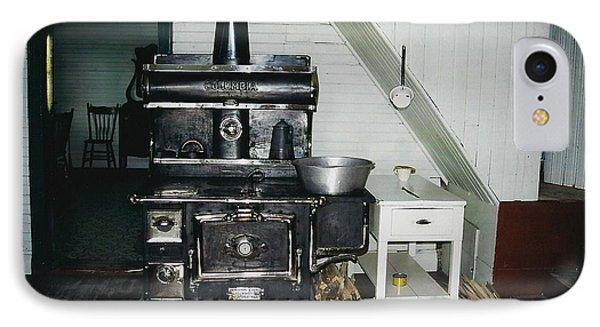 Grandma's Kitchen Phone Case by Shirley Sirois