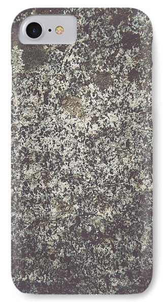 Granite Background IPhone 7 Case by Brandon Bourdages
