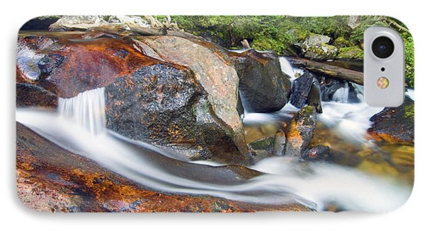 IPhone 7 Case featuring the photograph Granite Falls by Gary Lengyel