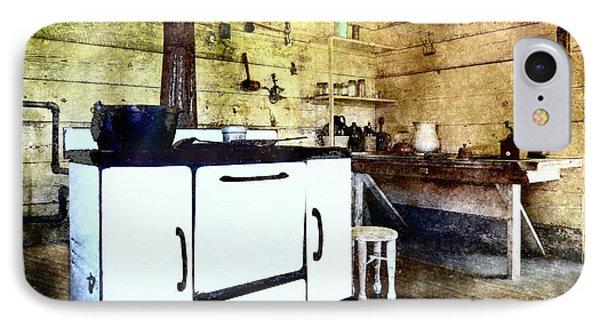 Grannies Kitchen IPhone Case by Susan Leggett