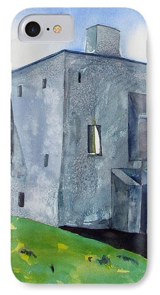Granuaile's Castle Behind The Hill IPhone Case