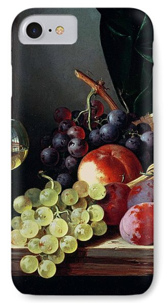 Grapes And Plums IPhone Case