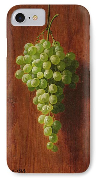 Grapes   Green IPhone Case by Andrew John Henry Way