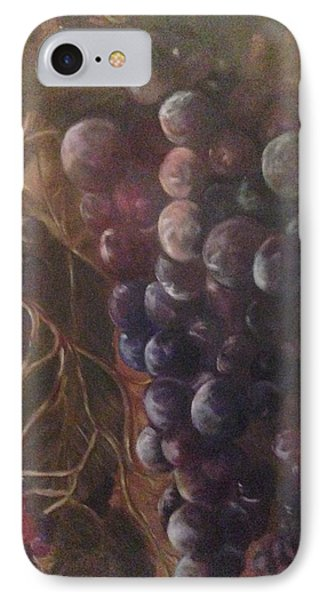 Grapes On A Vine Ca. IPhone Case