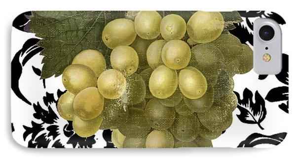 Grapes Suzette II IPhone Case