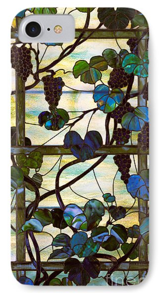 Grapevine IPhone Case by Louis Comfort Tiffany