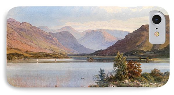 Grasmere IPhone Case by Henry Moore