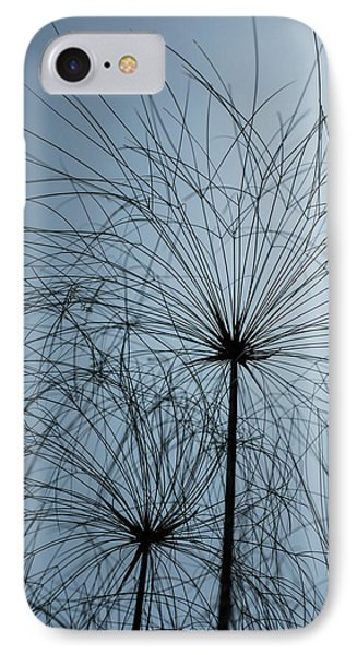 Grass Mandala IPhone Case by Jocelyn Kahawai