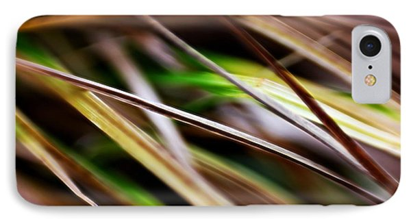 IPhone Case featuring the photograph Grass by Michaela Preston