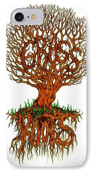 Grass Roots IPhone Case by Baruska A Michalcikova