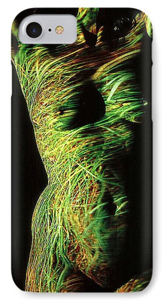 Grasses Phone Case by Arla Patch