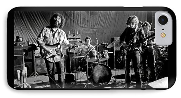 Grateful Dead In Concert - San Francisco 1969 IPhone Case
