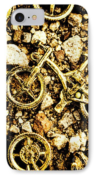 Gravel Bikes IPhone Case by Jorgo Photography - Wall Art Gallery