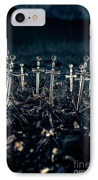 Gravely Battlefield IPhone Case by Jorgo Photography - Wall Art Gallery