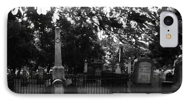 Graveyard 2 IPhone Case