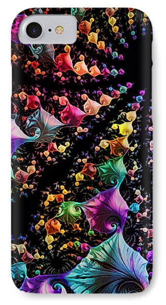 Gravitational Pull IPhone Case by Kathy Kelly