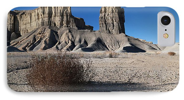 Gray Mesa IPhone Case by Gary Yost