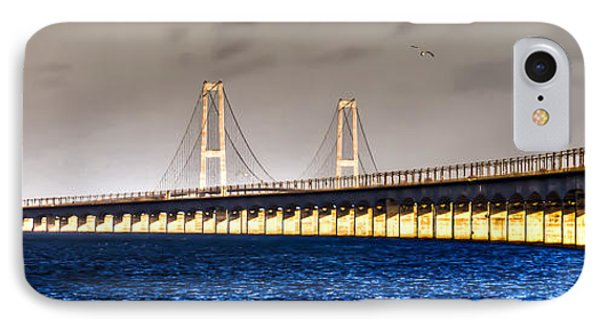 Great Belt Bridge IPhone Case by Gert Lavsen