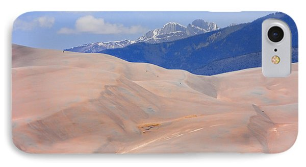 Great Colorado Sand Dunes Phone Case by James BO  Insogna