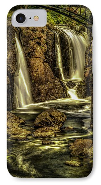 Great Falls Close Up IPhone Case