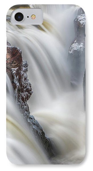 Great Falls Of The Passaic River IPhone Case by Rick Berk