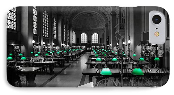 Great Hall IPhone Case by Stephen Flint