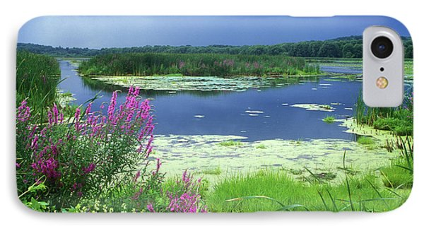 Great Meadows National Wildlife Refuge IPhone Case