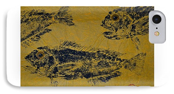 Great Northern Tilefish - Golden Tilefish 1 IPhone Case by Jeffrey Canha