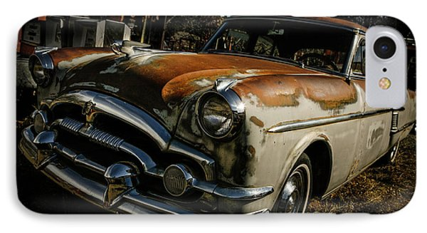 IPhone Case featuring the photograph Great Old Packard by Marilyn Hunt