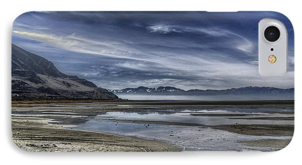 Great Salt Lake Vista IPhone Case by Wendell Thompson