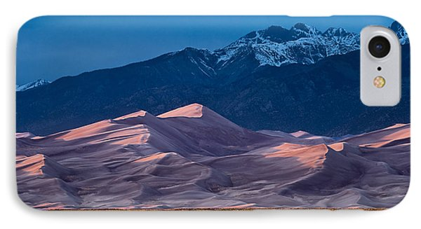 Great Sand Dunes  Colorado Phone Case by Steve Gadomski