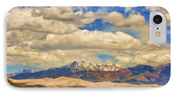 Great Sand Dunes National Monument Phone Case by James BO  Insogna