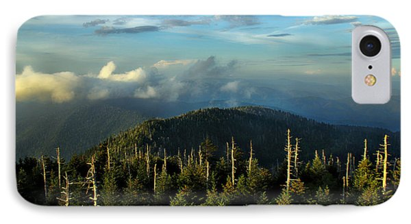 IPhone Case featuring the photograph Great Smokies by Jessica Brawley