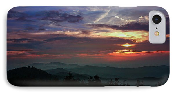 IPhone Case featuring the photograph Great Smoky Sunsets by Jessica Brawley